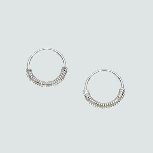 Piercing Argolla Trenzada 10 mm