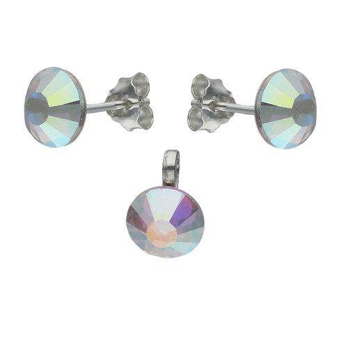 Conjunto Cristales Tornasol