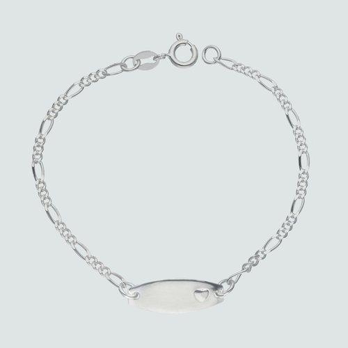 Pulsera Piocha Cartier Corazón 16 cm