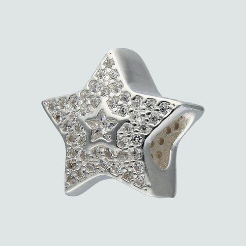 Colgante Charm Estrella Circones