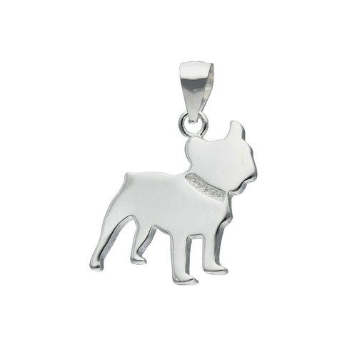 Colgante Perro Bulldog Francés