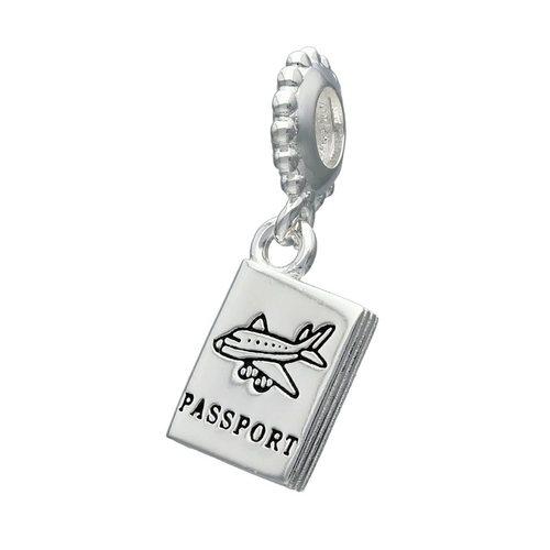 Colgante Charm Pasaporte
