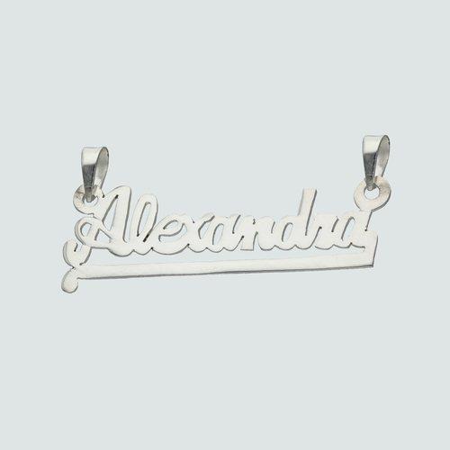 Colgante Nombre Alexandra