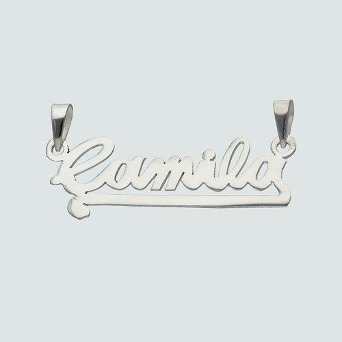 Colgante Nombre Camila