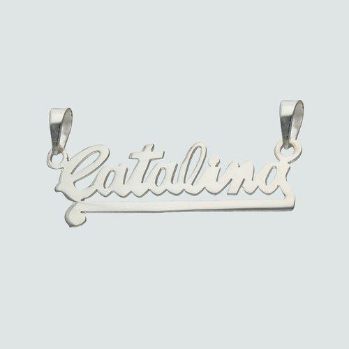 Colgante Nombre Catalina