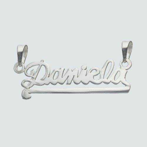 Colgante Nombre Daniela