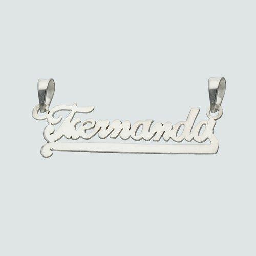 Colgante Nombre Fernanda