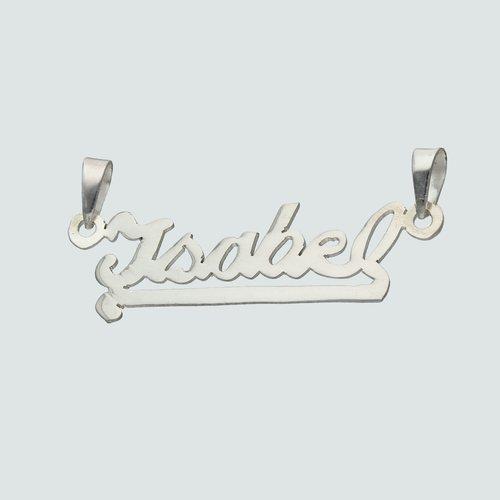 Colgante Nombre Isabel