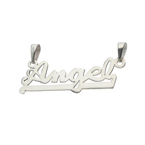 Colgante Nombre Angel