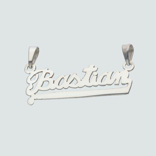 Colgante Nombre Bastian