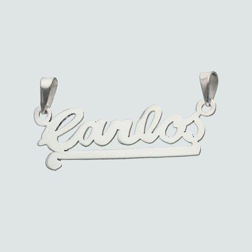 Colgante Nombre Carlos
