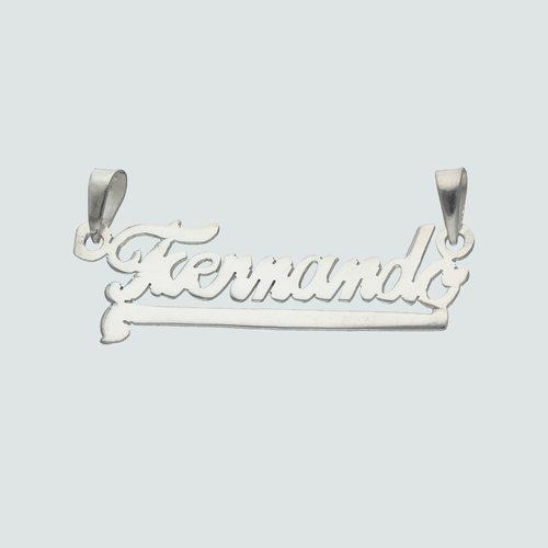 Colgante Nombre Fernando