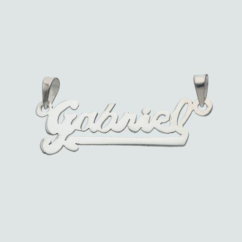 Colgante Nombre Gabriel