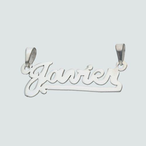 Colgante Nombre Javier