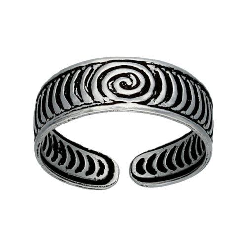 Anillo de Pie Espiral