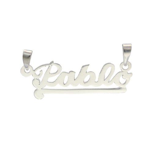 Colgante Nombre Pablo