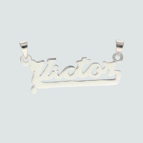 Colgante Nombre Victor