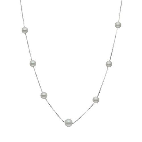Collar Veneciano con Perlas
