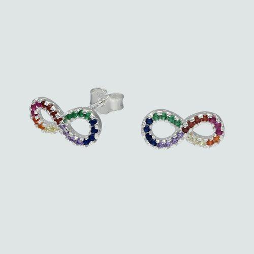 Aro Infinito Circones Multicolor