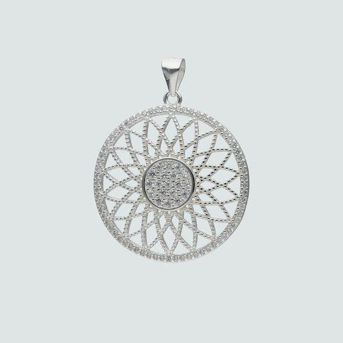 Colgante Mandala con Circones