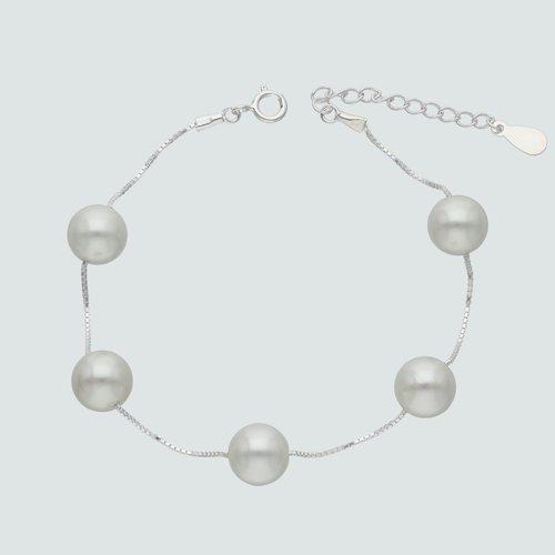 Pulsera Veneciana con Perlas