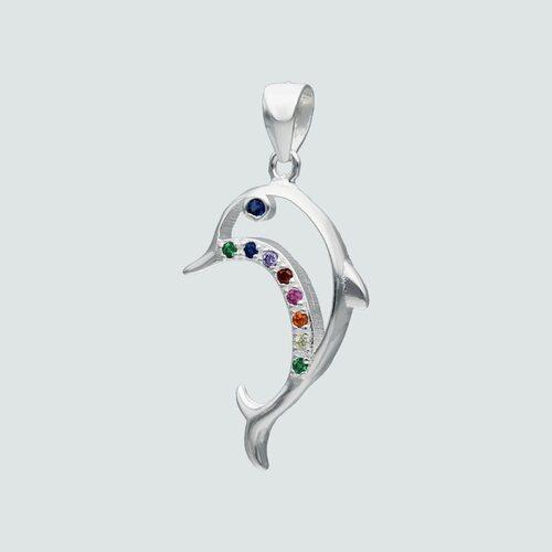 Colgante Delfín Circones Multicolor