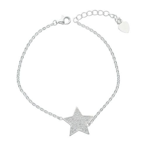 Pulsera Estrella con Circones