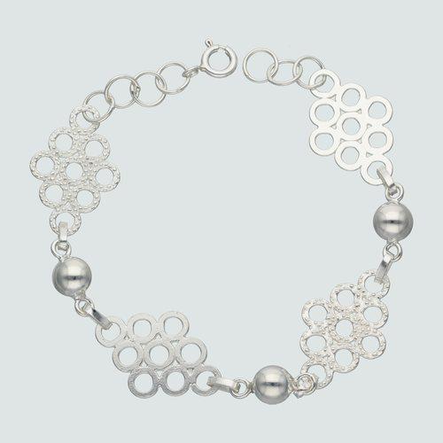 Pulsera Círculos y Esferas
