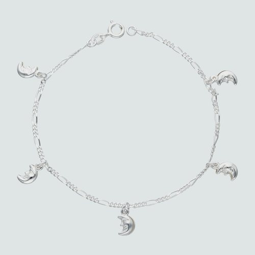 Pulsera Cartier con Media Luna