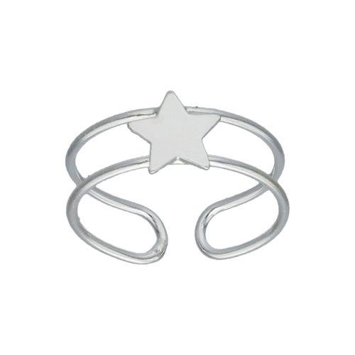 Anillo Midi Estrella