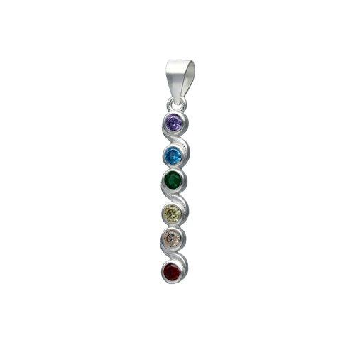 Colgante Circones Multicolor