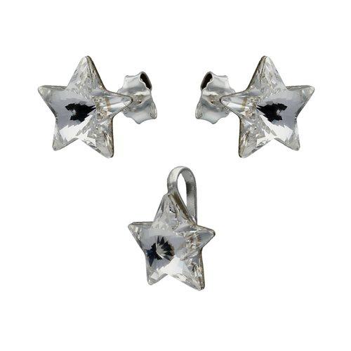 Conjunto Estrella Hecho con Cristal Swarovski®