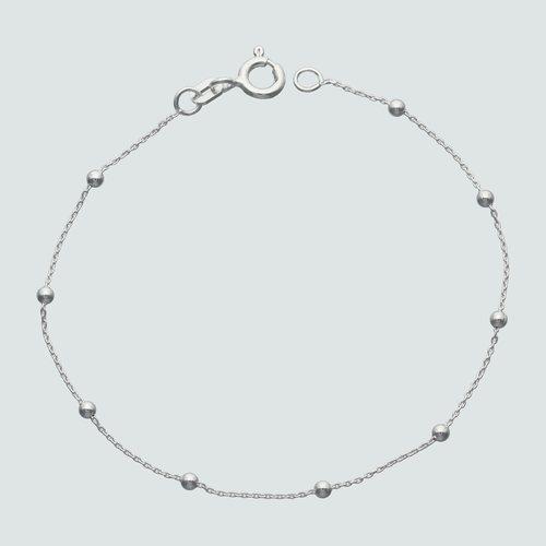 Pulsera Tradicional con Esferas 16 cm