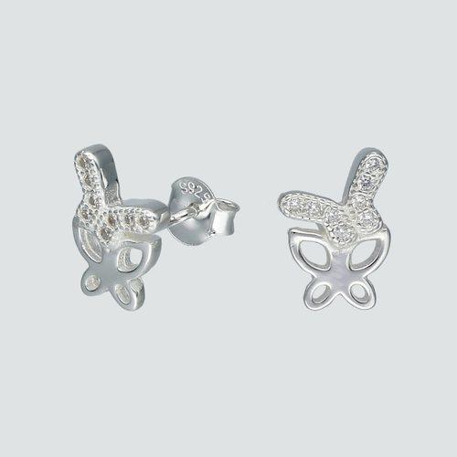 Aro Mariposas con Circones