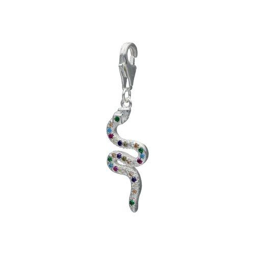 Colgante con Broche Serpiente Circones Multicolor