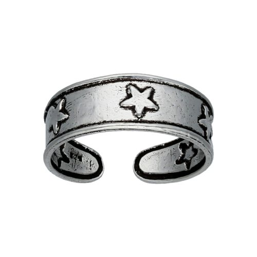 Anillo Midi Estrellas