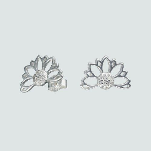 Aro Flor de Loto con Circones