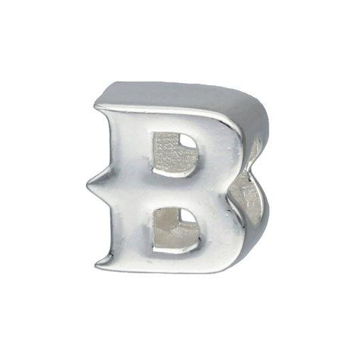 Colgante Charm Letra B