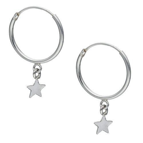 Aro Argolla Estrella 16 mm