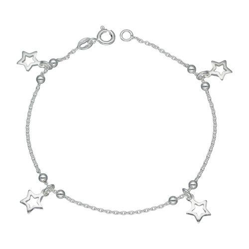Pulsera Estrellas y Esferas
