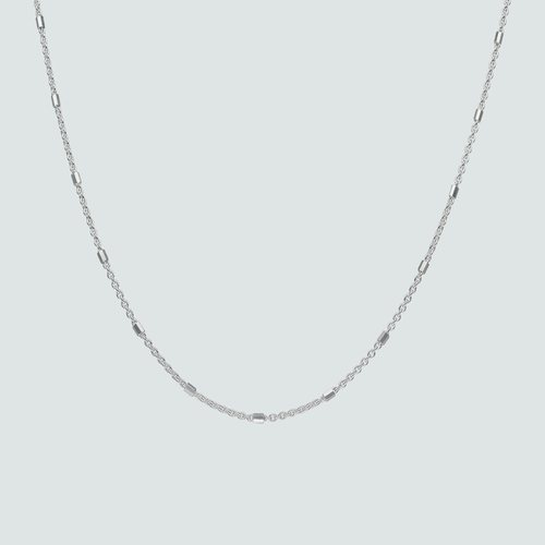 Collar Choker Ajustable Tradicional con Hexágonos