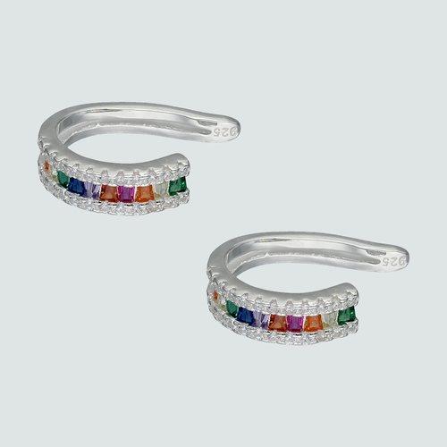 Aro Bidu Circones Multicolor