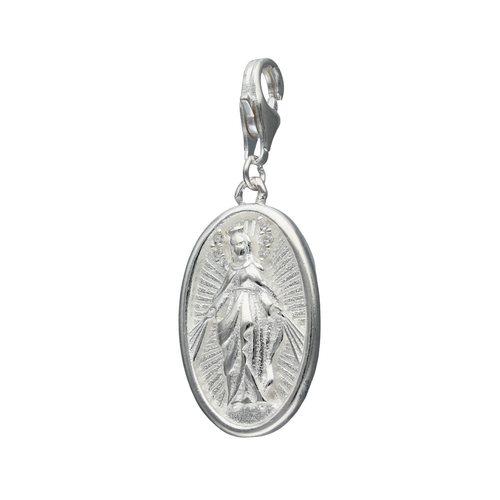 Colgante con Broche Virgen Milagrosa Circones