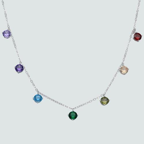 Collar Circones 7 Chakras