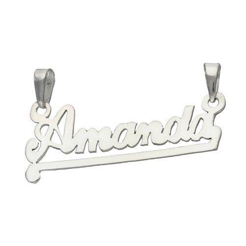 Colgante Nombre Amanda