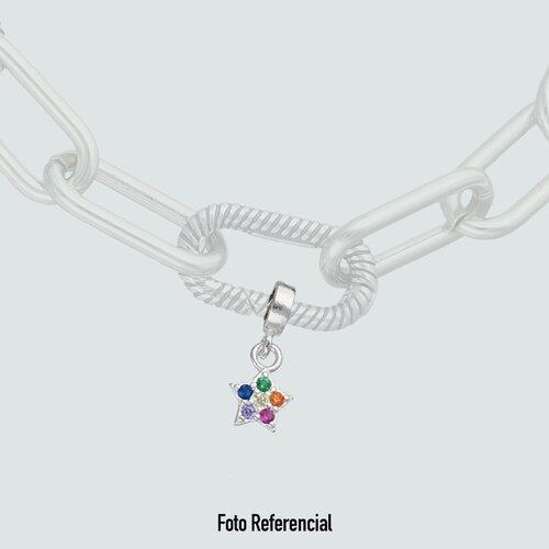 Colgante Mini Charm Corte Diamante Circones