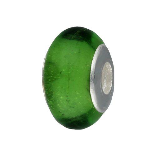 Colgante Charm Cristal Murando Verde