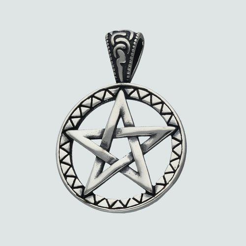 Colgante Estrella Pentagrama