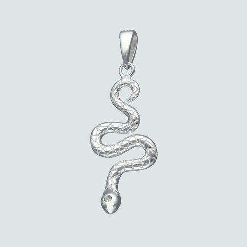 Colgante Serpiente con Circón