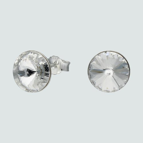 Aro Hecho con Cristal Swarovski® 8 mm